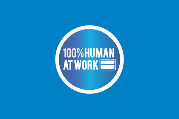 100% Human At Work
